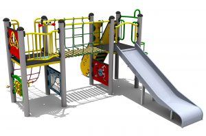 Steel Multiplay Climbers
