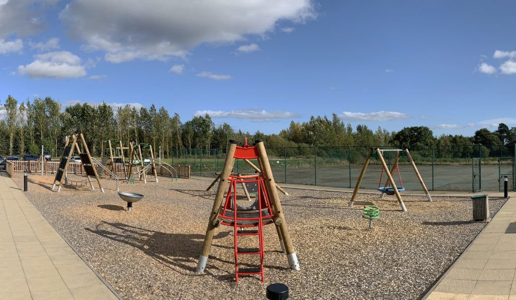 The Shrewsbury Club Play Area